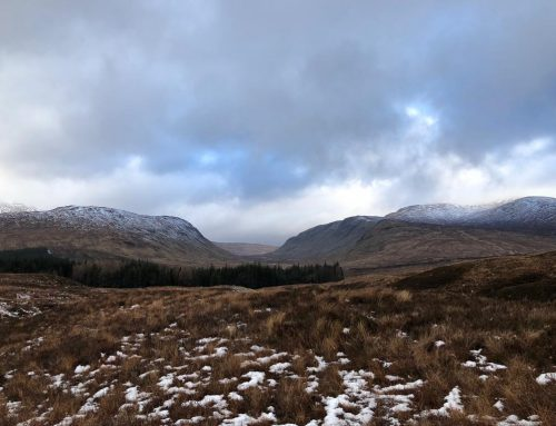 Corrour weekend trip 25th-28th January 2019