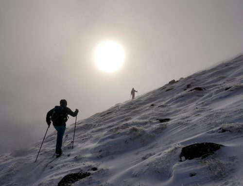 First descents 3rd November 2020