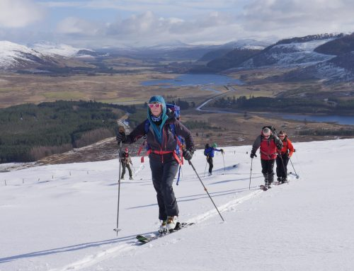 Carn Liath end to end 3rd March 2020