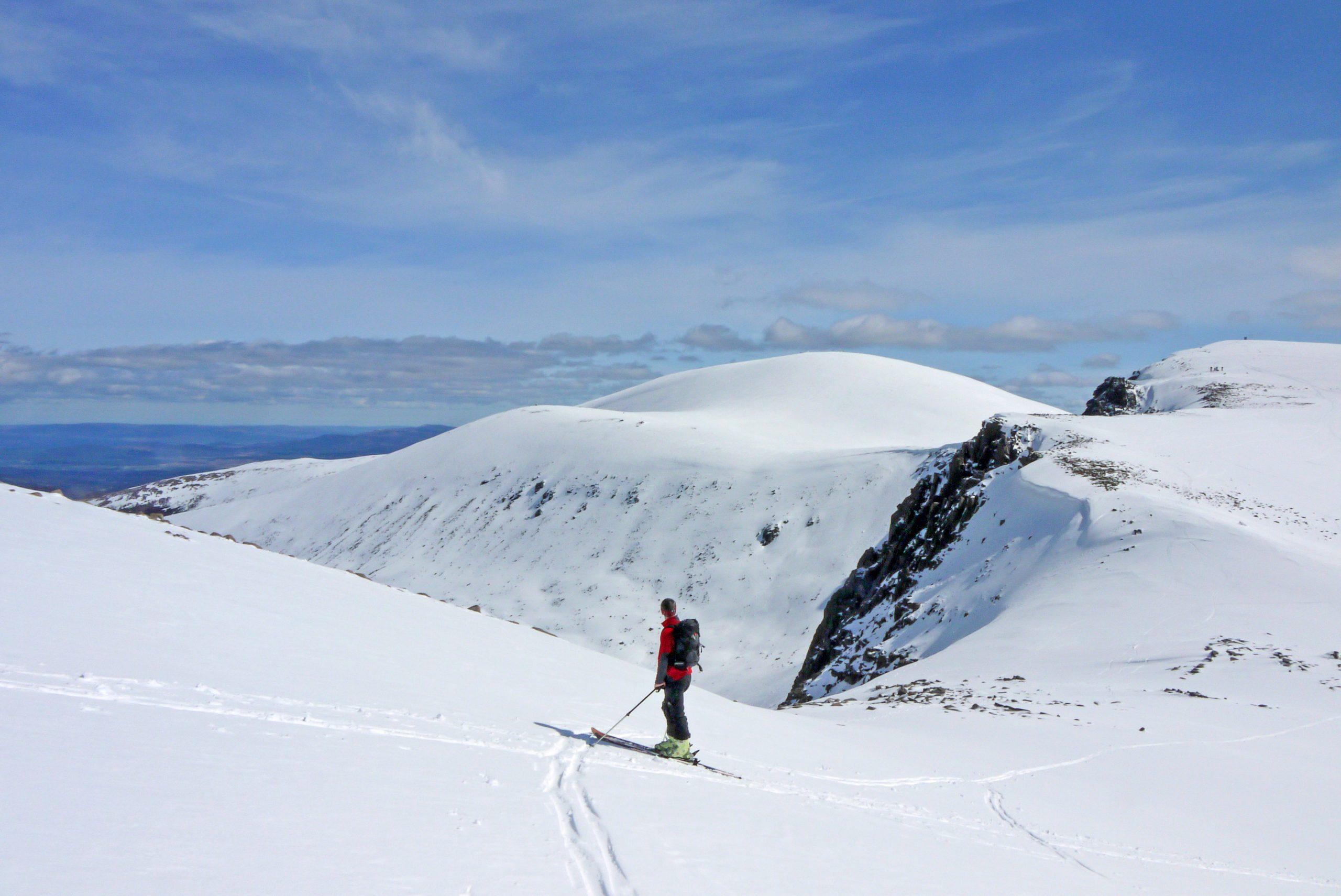 20/5/2012: Looking toward Cairngorm